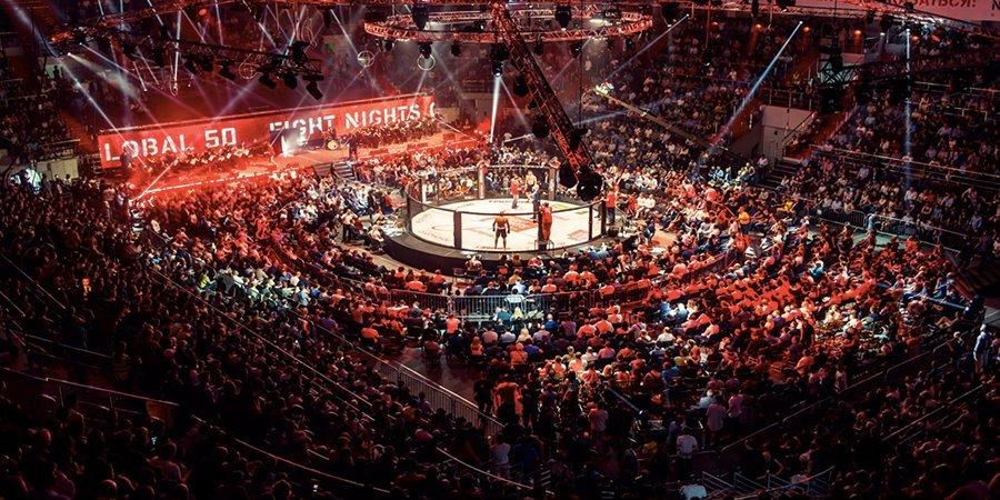 Такие разные защиты титула: выброшенное полотенце соперника Аббасова и блицкриг Бикрева. AMC Fight Nights 100: как это было