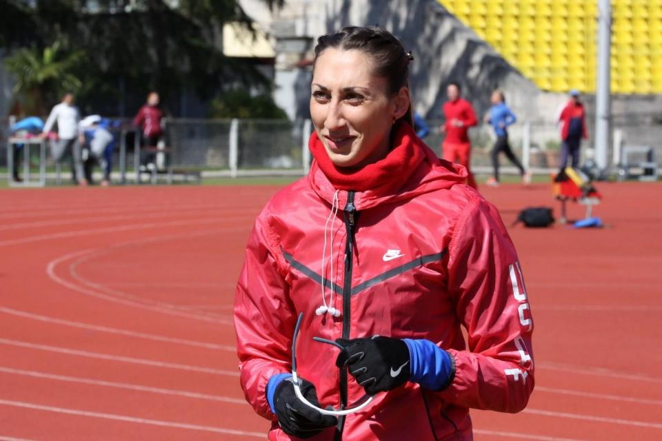 Екатерина Конева: «Хочется доказать, что в России есть легкая атлетика, и у нас умеют далеко прыгать»