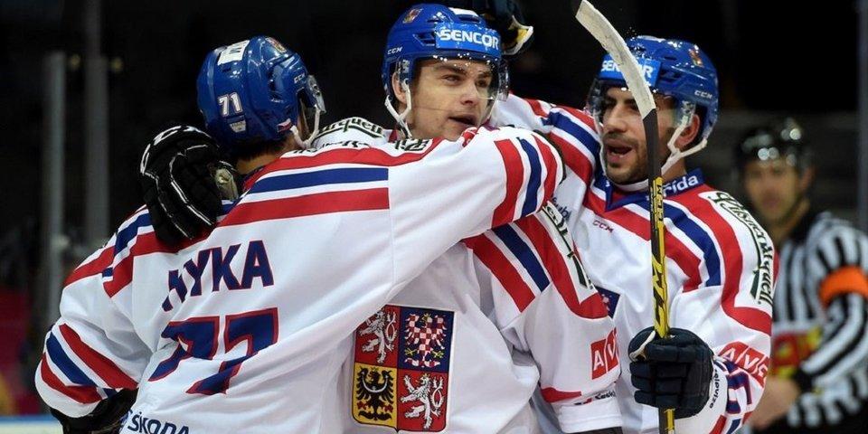 Чехи забивают дважды за 23 секунды и выигрывают безнадежный матч
