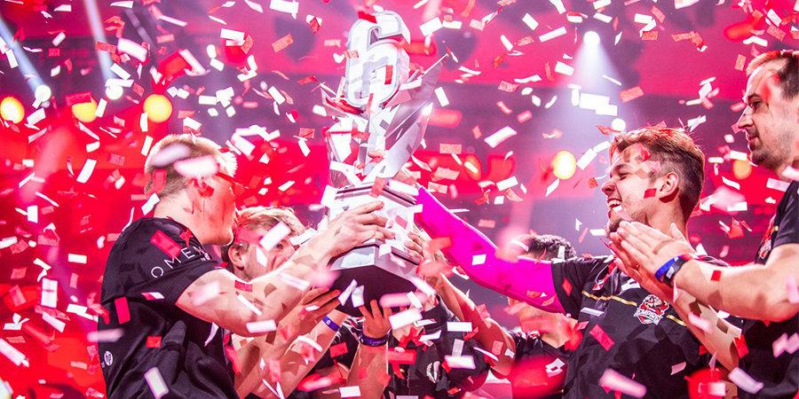 Российский успех в США. Team Empire выиграла киберспортивный турнир с фондом в 500 тысяч долларов