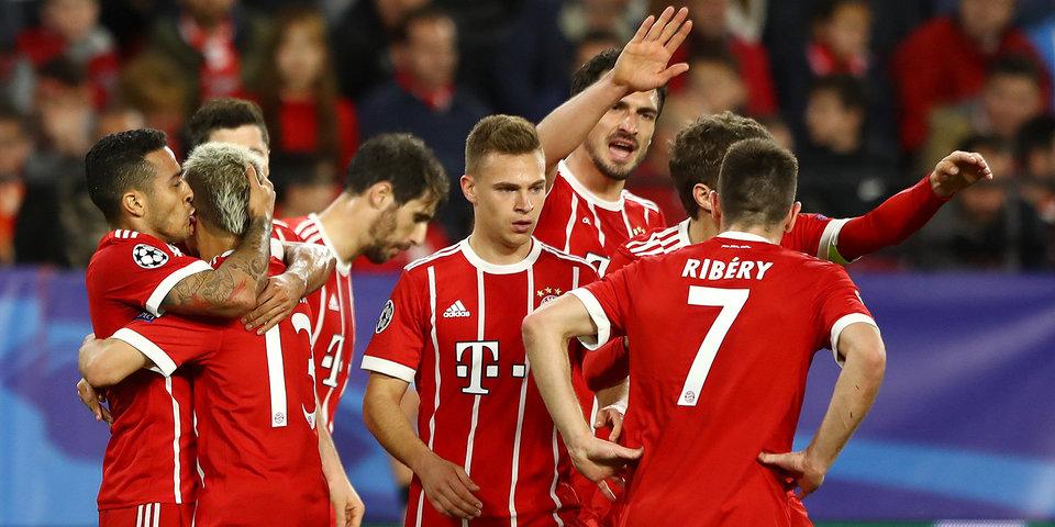 «Бавария» разгромила «Аугсбург» и выиграла шестой чемпионский титул в бундеслиге кряду