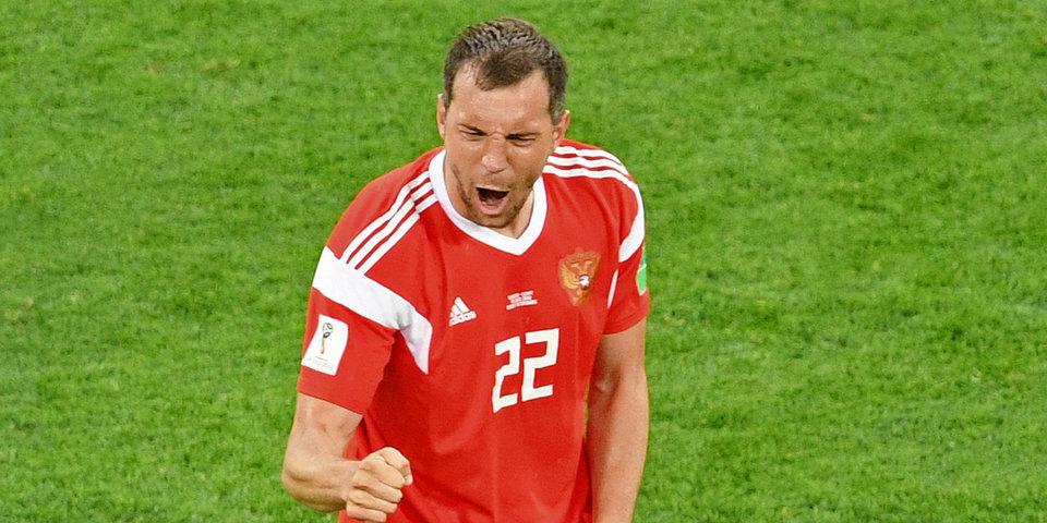 УЕФА: «Дзюба, кажется, уже репетирует празднование гола в ворота испанцев»