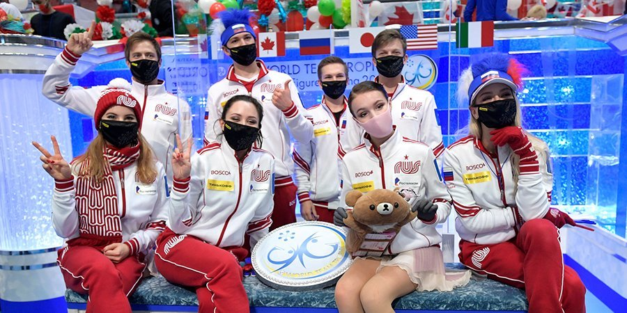 Ирина Слуцкая: «Для меня командный чемпионат мира в фигурном катании не до конца является понятным»