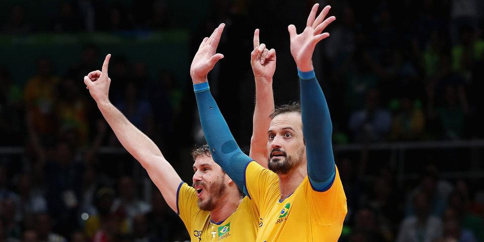 Бразилия победно стартовала на домашнем «Финале шести» Мировой лиги