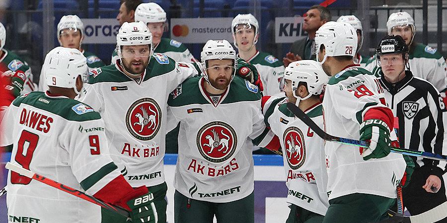 «Ак Барс» выиграл Кубок Открытия, Каменев перешел в СКА, «Йокерит» получил техническое поражение. Итоги недели КХЛ