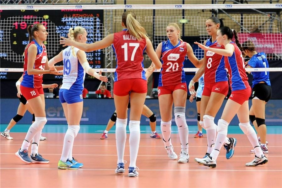 Россия и Украина попали в одну группу на чемпионате Европы