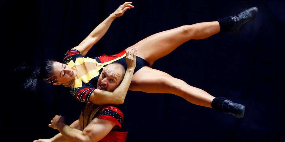 Соревнования, где можно побеждать гравитацию. Фотографии доказывают