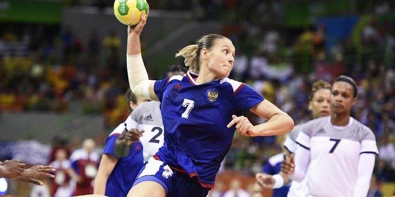 Гандболистка Дмитриева взяла паузу в карьере до конца года