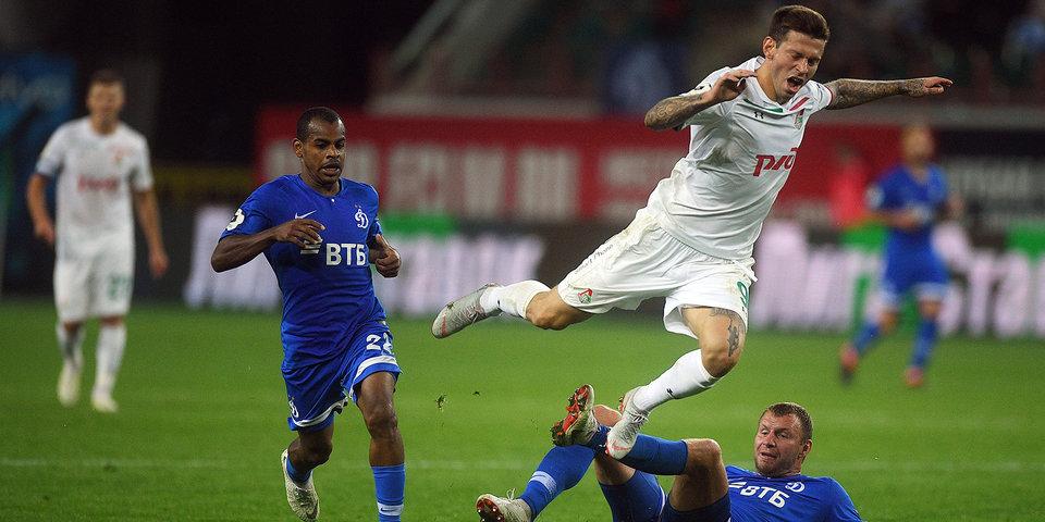 Руслан Нигматуллин: «Игра была равная, местами нравилось «Динамо»