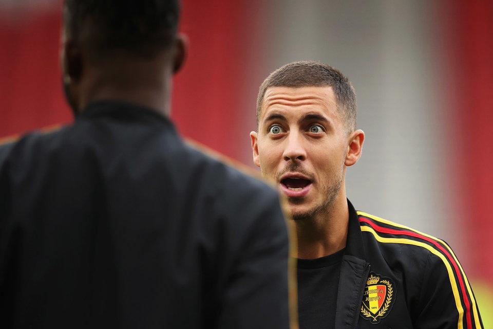 Российская Федерация проиграла Бельгии впервом матче отборочного турнира Евро
