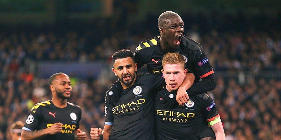 Daily Mail: «Манчестер Сити» намерен купить 4 игроков в связи с отменой дисквалификации в еврокубках