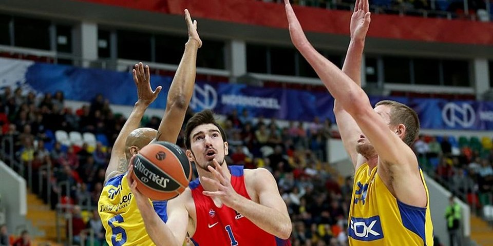 Де Коло и ЦСКА вспоминают, что они – первые в Европе