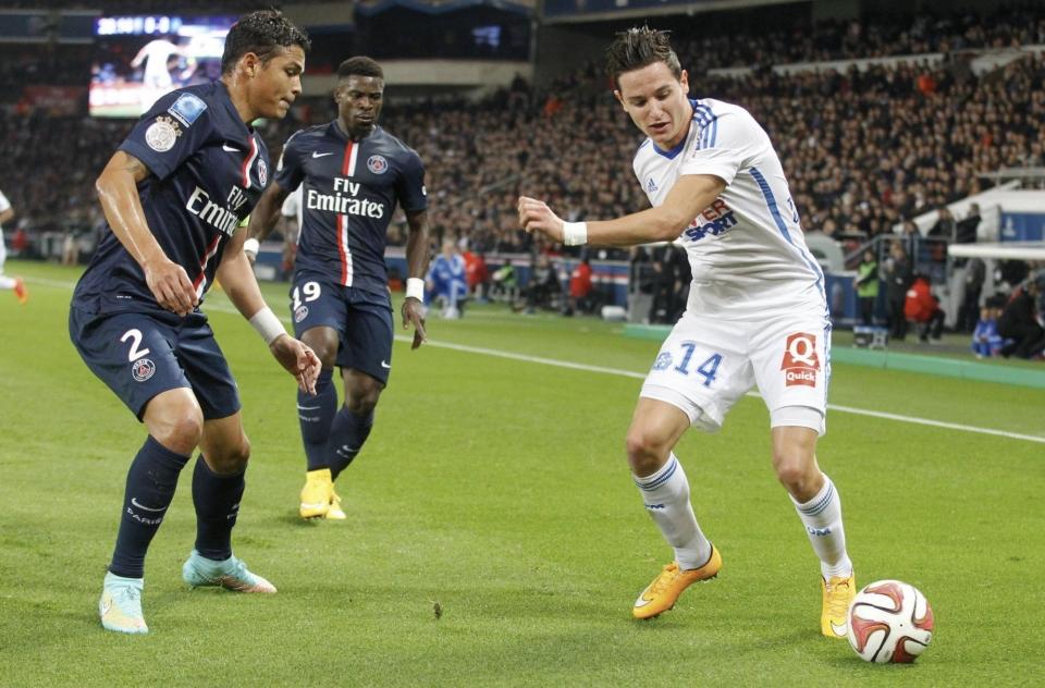 Товен на 94-й минуте спас «Марсель» от поражения клубу Раньери