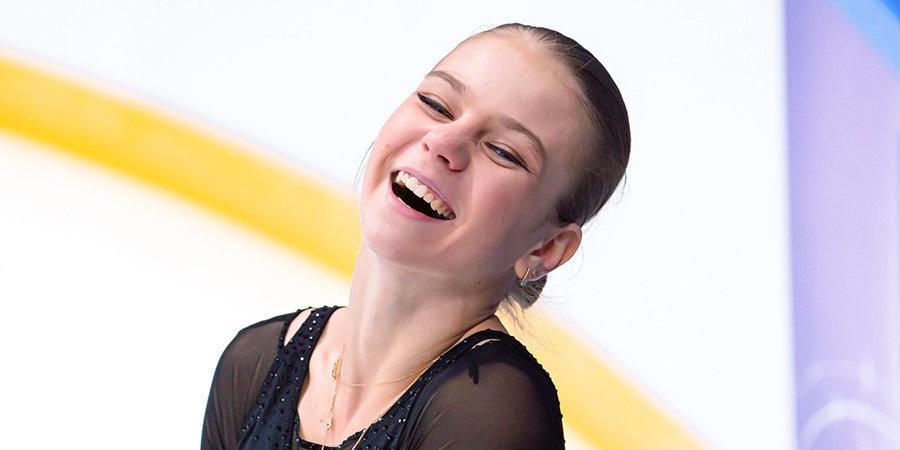 Балетный педагог рассказала, что ее поразило в работе с Трусовой