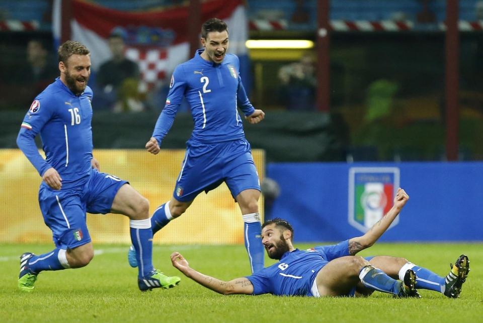 Де Росси хочет завершить карьеру в сборной Италии после ЧМ-2018