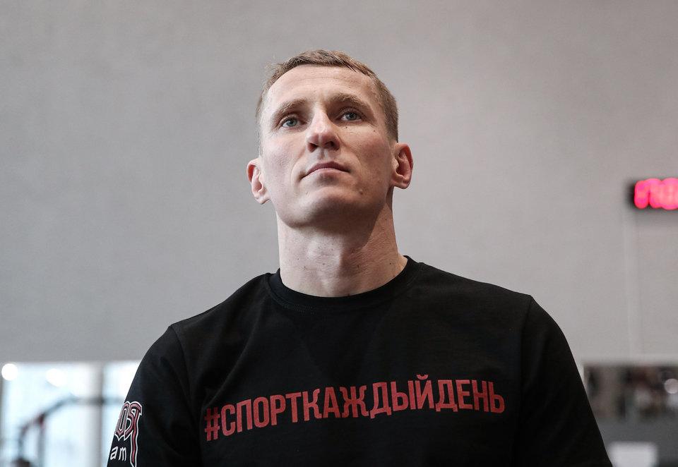 Оганисян победил Трояновского и стал обладателем титула WBC CISBB