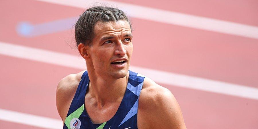 Шкуренев рассказал о травме, с которой выступает на Олимпийских играх