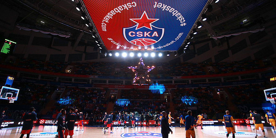Евролига вернулась в Москву. Каким будет первый домашний матч ЦСКА в сезоне