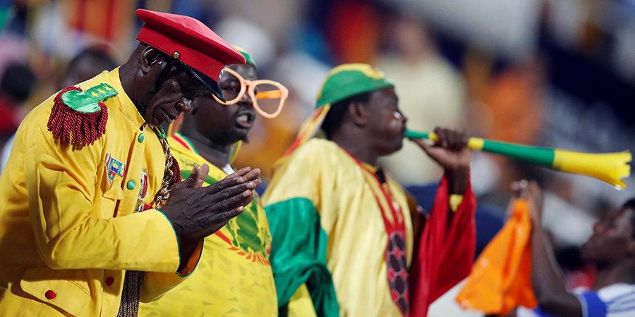 Убийство тренера, договорняки и войны. Кубок Африки – самый дикий турнир в мире