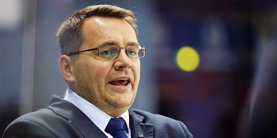 Андрей Назаров: «КХЛ должна серьезно разобраться в демарше финнов, это бардак»