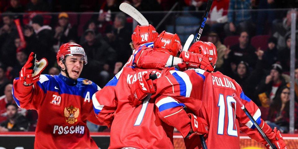 Сборная России побеждает шведов в овертайме и берет бронзу МЧМ