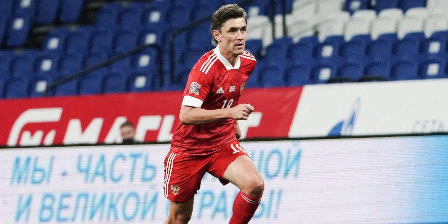 Валерий Чуперка — об обороне сборной Молдавии: «С Жирковым справится»