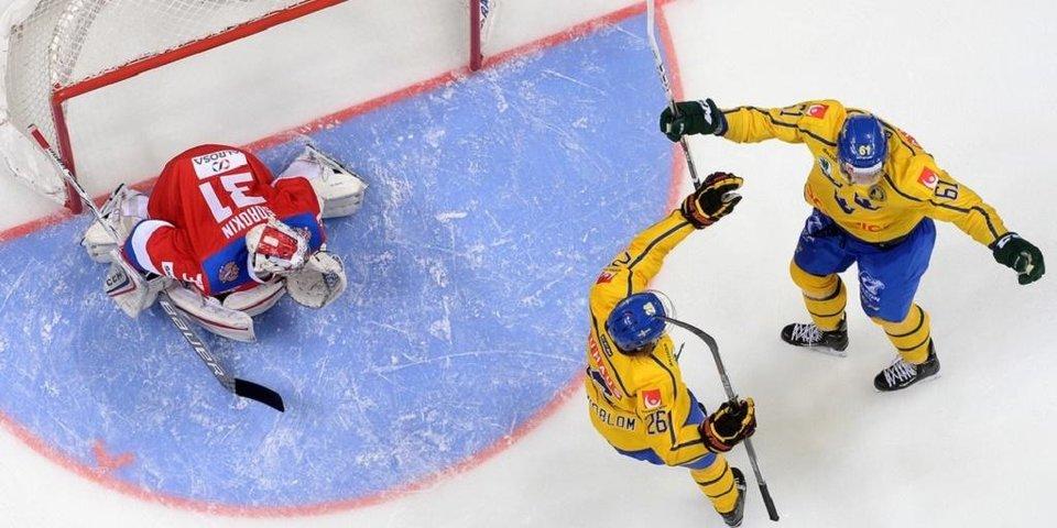 «Шведы сыграли 25 матчей, а мы уже 40». Что случилось в игре Швеция — Россия