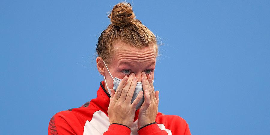 Пикалова завоевала серебро Паралимпиады в плавании на 100 метров на спине