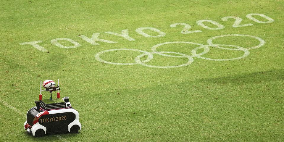 Новая Зеландия и Фиджи разыграют золото ОИ в мужском регби-7