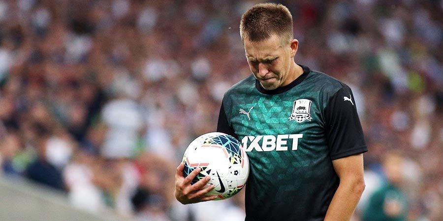 Матч «Тамбов» — «Краснодар» перенесен из-за Лиги чемпионов