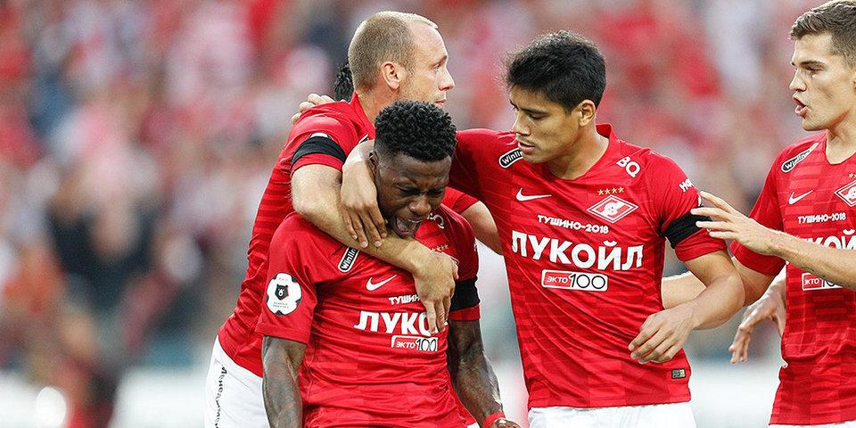 «Спартак» и «Урал» показали форму на матч
