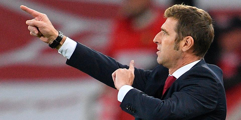 Массимо Каррера: «От сильной команды должны отлетать и критика, и похвала»