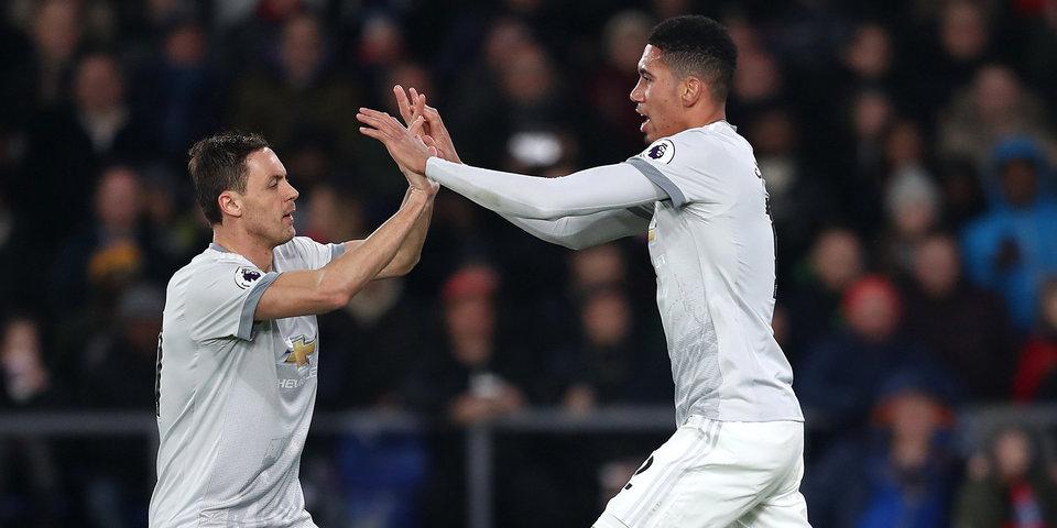 «Манчестер Юнайтед» одержал волевую победу в Лондоне
