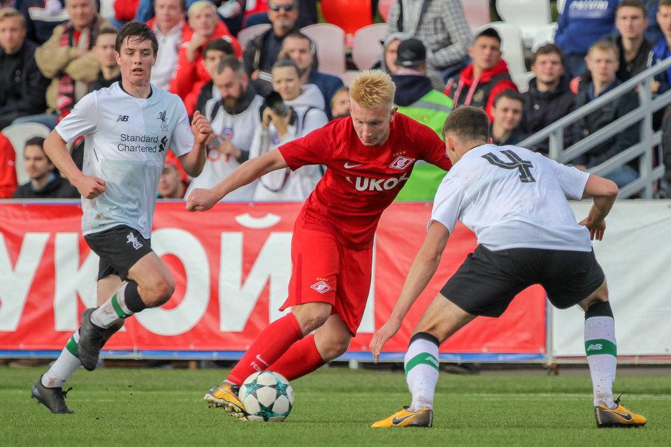 УЕФА открыл дело вотношении «Спартака» зарасизм вматче Юношеской Лиги