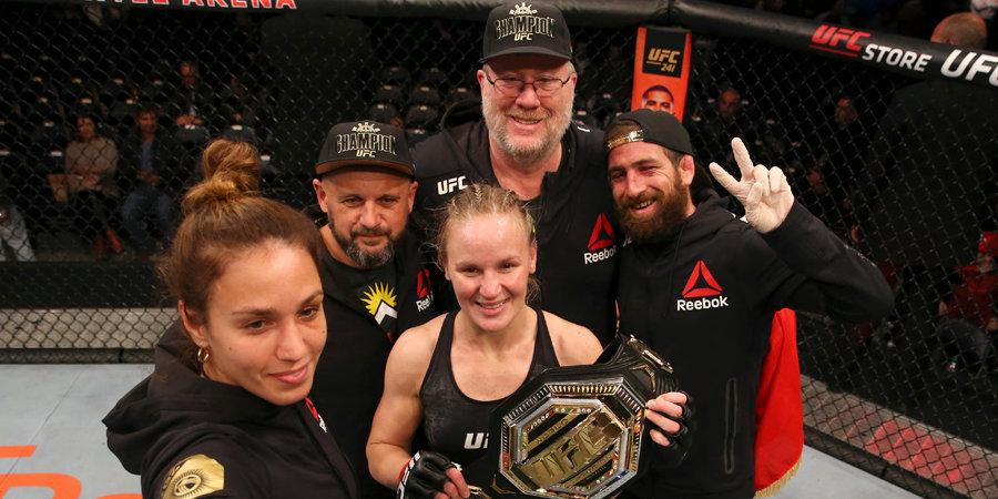 Чемпионка UFC говорит на русском: про звонок президента, стрельбу в США и бой за $1500