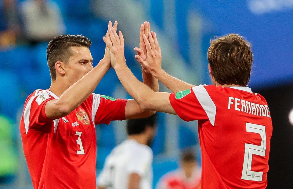 Марио Фернандес: «Хиддинк не давал советов, а победить Испанию помогут болельщики»