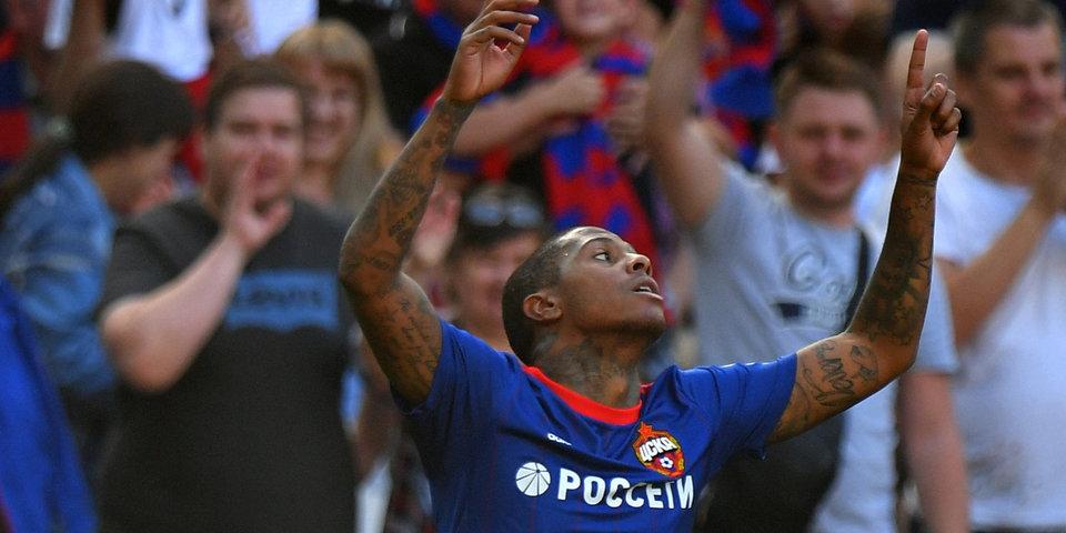 Форвард ЦСКА: «Если достигну хотя бы одного процента от того, чего добился Роналдо, буду просто счастлив»