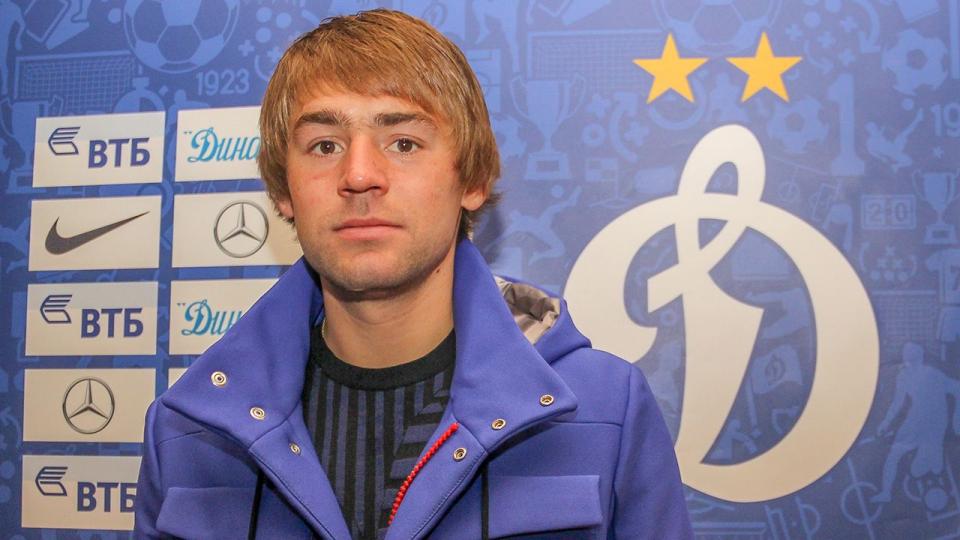 В «Динамо» назвали точные сроки восстановления Панченко
