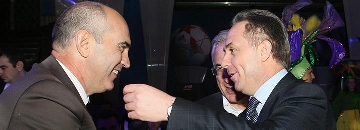 Возглавит ли Бердыев сборную России? Отвечает Нобель Арустамян