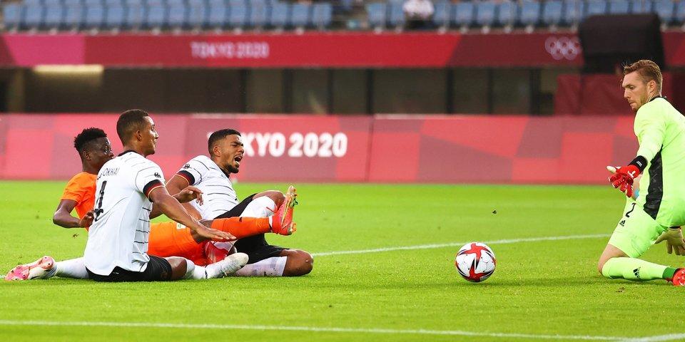 Германия не смогла выйти в плей-офф ОИ после ничьей с Кот-д'Ивуаром