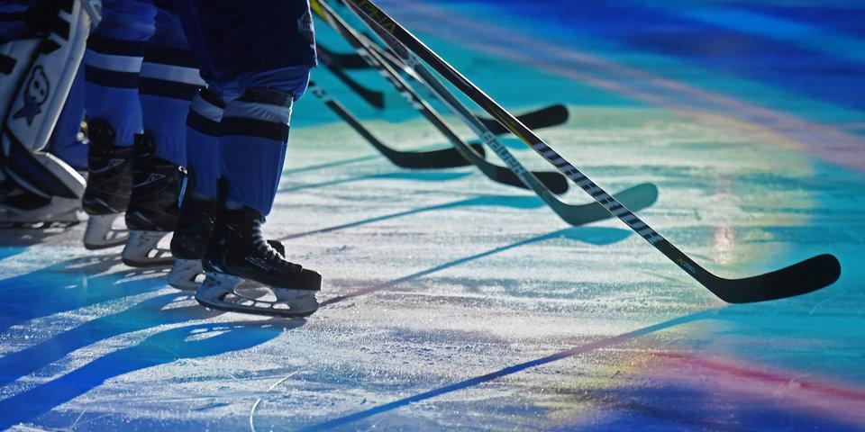 Российские хоккеистки обыграли Швецию на Турнире четырех наций
