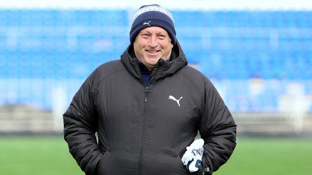 Игорь Осинькин: «Беспокоился, чтобы Сергеева при качании не вынесли за поле»