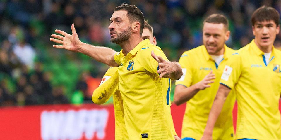 Гол Ионова принес «Ростову» победу в товарищеском матче