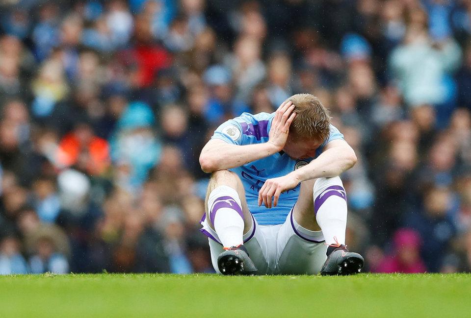 «Манчестер Сити» может покинуть чемпионат Англии