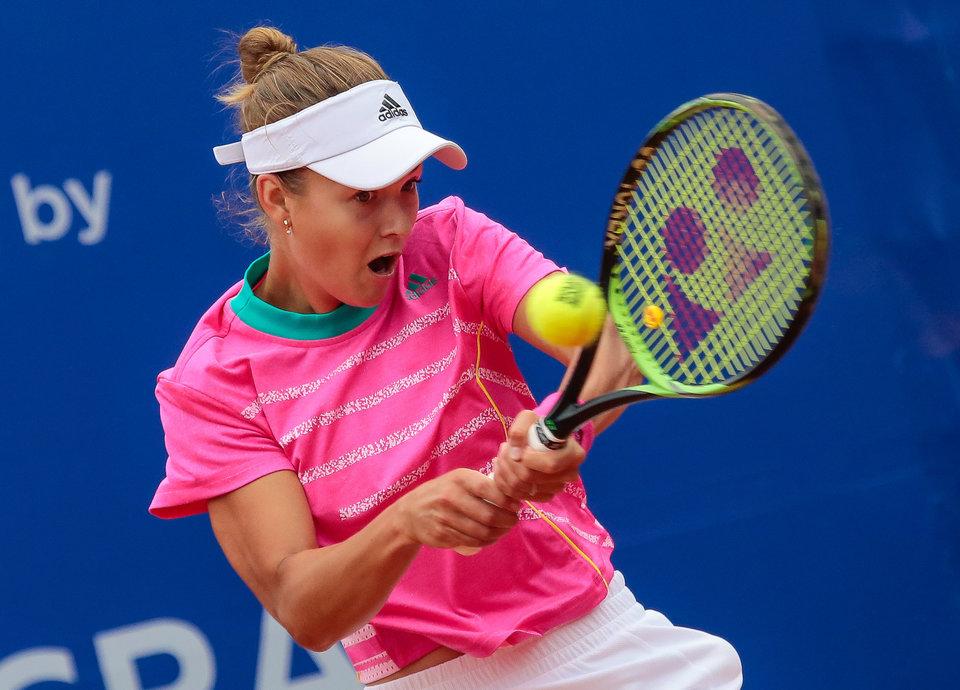 Калинская вышла в основную сетку Открытого чемпионата США