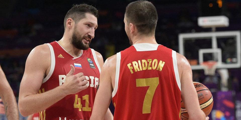 Мозгов и Швед вошли в состав сборной России на отборочные матчи ЧМ