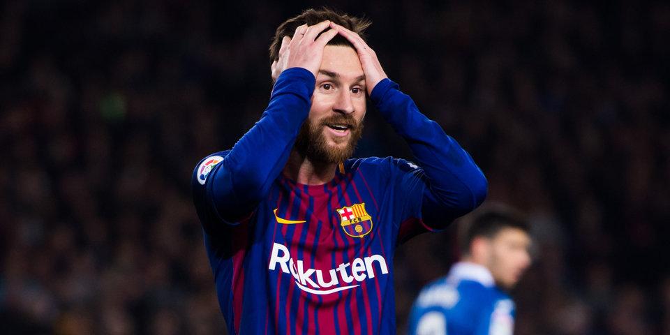 Месси удалось обойти Роналду в списке самых высокооплачиваемых игроков мира