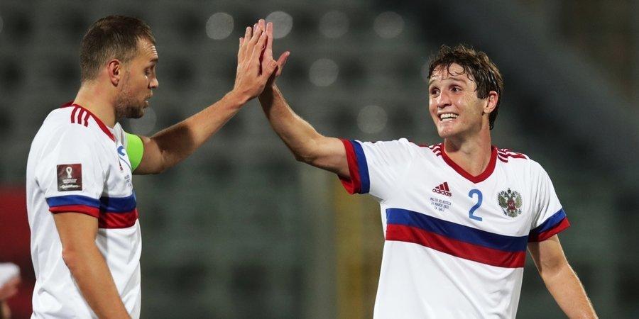 В сборной России оценили шансы Фернандеса сыграть на Евро-2020