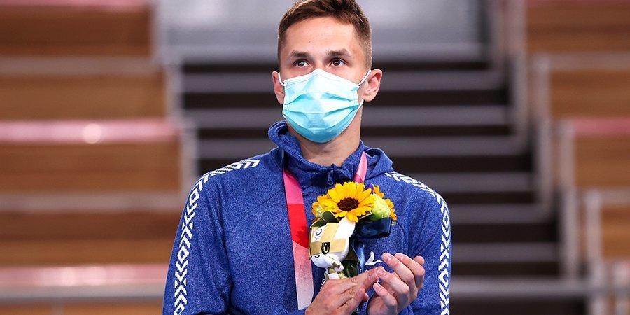 Олимпийский чемпион Литвинович посвятил медаль своей умершей бабушке