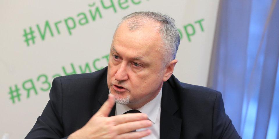 Глава РУСАДА – про недопуск олимпийцев, деньги и случай в Иркутске